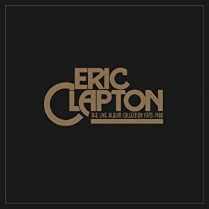 Eric Clapton: The Live Album Collection [6 LP]