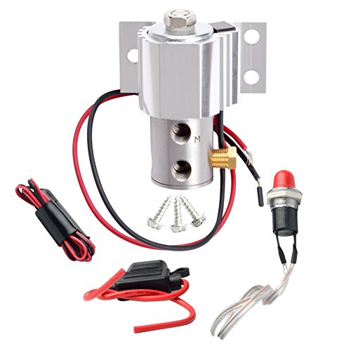 Control Line Brake Lock - ESPEEDER Line lock brake lock roll control electric kit Hill Holder Silver