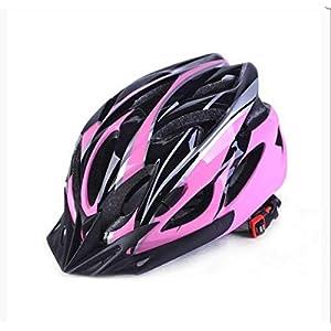 linfei Casque Vélo Hoverboard Casque Unisexe VTT Route Cyclisme Protection Casque Casque De Vélo Réglable 57-62Cm Casque Multicolore