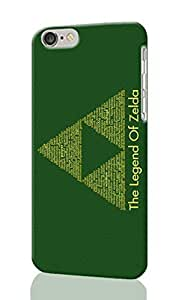 The Legend Of Zelda Personalized Diy Custom Unique 3D Rough Hard Case Cover Skin For iPhone 6 Case, iPhone 6 4.7 WANGJING JINDA