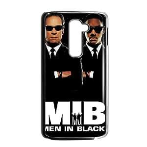 Men in Black LG G2 Cell Phone Case Black UD1373923