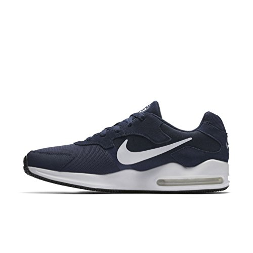 Nike Air Max Guile Chaussure De Course Midnight Marine / Blanc