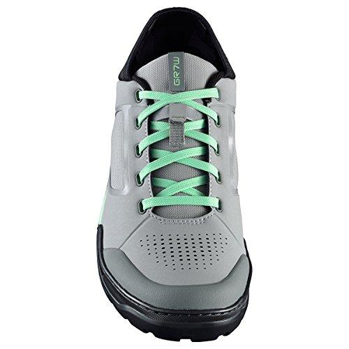 Shimano Damen Sh-GR7 Schuhe Grau / Minze