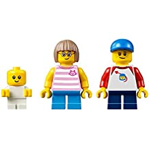 LEGO Town City Fun in the Park Minifigures - Baby, Brother Boy, Sister Girl (60134)