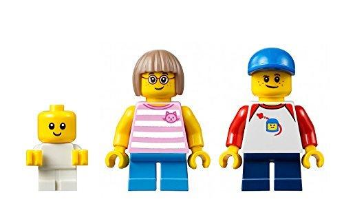 LEGO Town City Park Minifigures