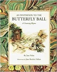 Book An invitation to the butterfly ball: A counting rhyme