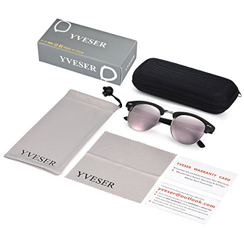 99e807d711f8 Yveser Polarised Clubmaster Sunglasses for Man and Woman Yv5156 ...