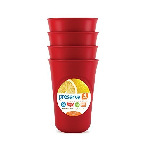 CUP,EVERYDAY,PEPPER RED by Preserve