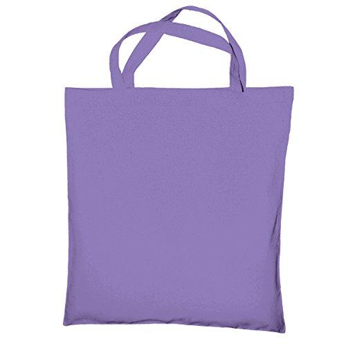 Handle Short Jassz Bags Cotton Tote Lavender Bag Cedar Shopping tI7wPrRy7q