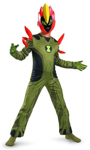 Swampfire Classic Costume, Child S(4-6)
