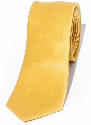 Rock adhesivo® estrecho D [UE] nne corbata – Uni Tie kravatte ...