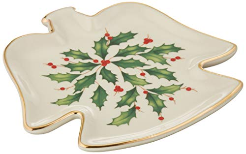 Lenox 879583 Hosting the Holidays Plate, Multicolor