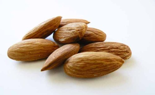 Raw Almonds (No Shell) 1LB Bag by The Nutty Fruit House