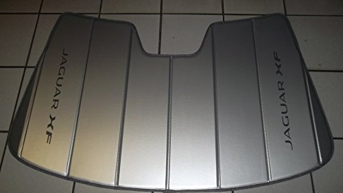 Jaguar OEM XF Windshield Sunshade by Jaguar