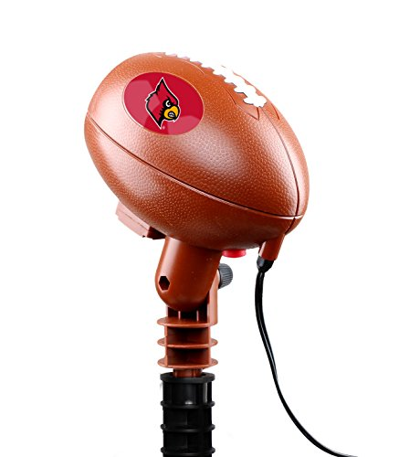 Cardinals Red Laser - Fabrique Innovations, Inc NCAA Louisville Cardinals Team Pride Light, Red, One Size