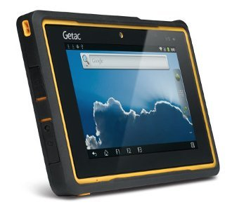 Getac Z710 Rugged Android Tablet, 7' Gorilla Glass, GPS, WiFi