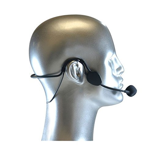 Harris Communications Chattervox Voice Amplifier Headset