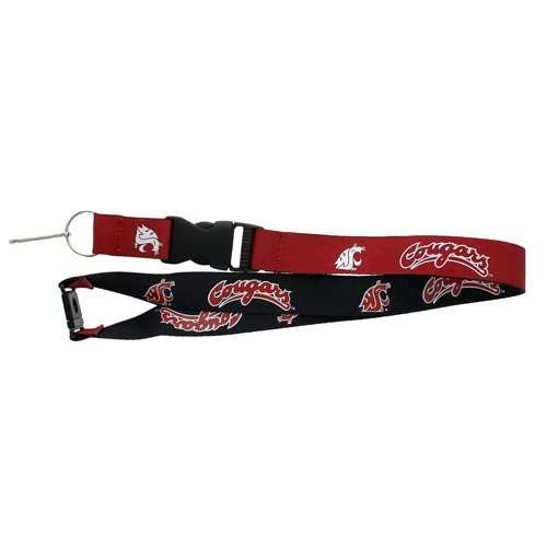aminco NCAA Washington State Cougars Reversible Lanyard