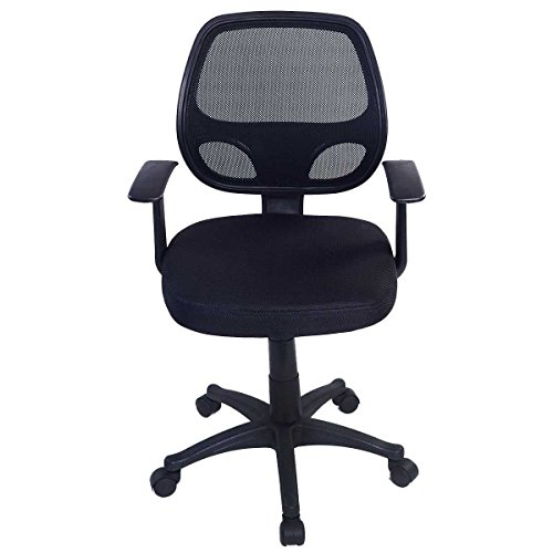 Seater Lounger (Adjustable Ergonomic Mesh Swivel Computer Office Desk Durable Task Chair TKT-11)