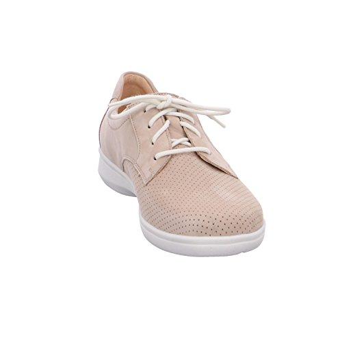 de à Pour Chaussures Lacets Beige Ganter Femme Ville q5RxwSt