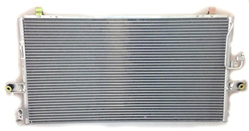 A-C Condenser - Pacific Best Inc Fit/For 4937 99-01 Nissan Maxima Infiniti I30 Without Receiver & Dryer