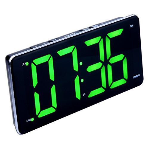 Smart Clock Single Alarm - 1