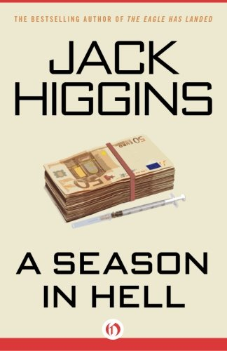 A Season In Hell by Jack Higgins
