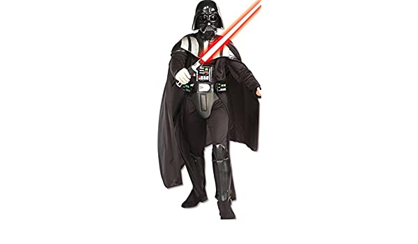 Rubies Costume Co R56077-XL para hombre Deluxe Darth Vader ...