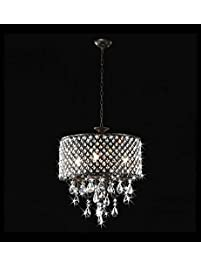 Chandeliers amazon lighting ceiling fans ceiling lights jojospring antique 4 light round chandelier aloadofball Gallery