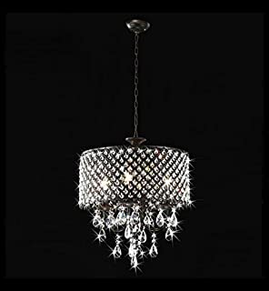 Foucaults Orb Wrought Iron Crystal Chandelier Lighting Country - Orb chandelier with crystals