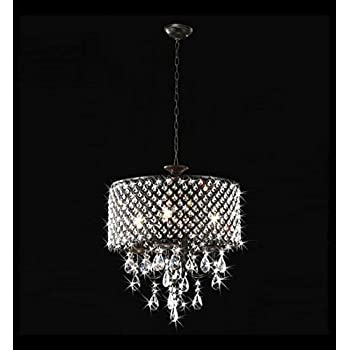 rustic lighting chandeliers laila antique product chandelier bronze in light quoizel