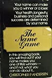 The Name Game, Christopher Andersen, 0671224573