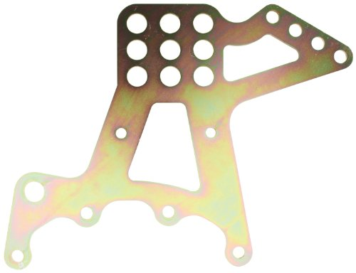 (Allstar ALL60156 Steel Multiple Hole Design Bolt-On Chassis Bracket for Quick Change Rear End - Pair)