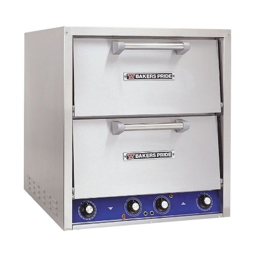 Electric Deck Oven, Double by Bakers Pride