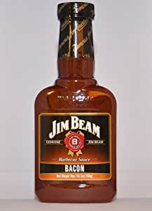Jim Beam Bacon Flavored Barbecue Sauce