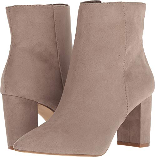 Steve Madden Women's ANDI Ankle Boot, Taupe, 10 M US (Steve Madden Ankle Boots)