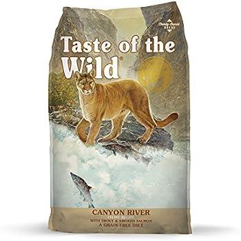 Amazon.com : Taste Of The Wild Dry Cat Food, Rocky Mountain ...