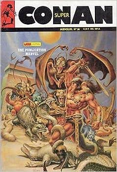 Livre Conan Super n° 38 - L'Armure de Zuulda Thaal (2ème partie) pdf
