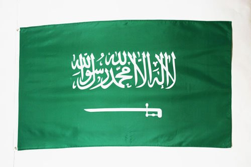 saudi arabia flag 3 x 5 feet - 4