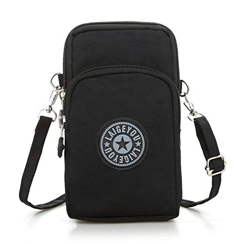 Mini Cross Body Phone Bag Universal Mobile Phone Pouch, used for sale  Delivered anywhere in Canada