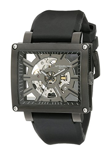 stuhrling-original-mens-257st335654-classic-metropolis-axis-automatic-skeleton-black-watch