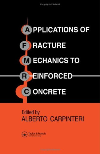 Applications of Fracture Mechanics to Reinforced Concrete Pdf