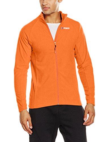 Geographical Hombre Orange para Zip Norway Naranja Chaleco Full Orange Torpille rxZqrYBH