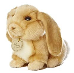 "Aurora World Miyoni Lop Eared Bunny 8"" Plush"