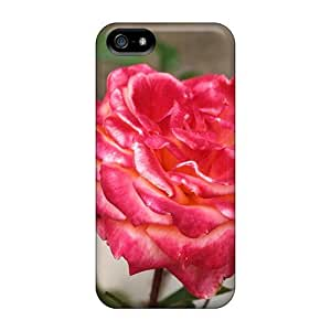 Illumineizl Perfect PC Diy For SamSung Galaxy S4 Case Cover Anti-scratch Protector Case (red Rose)