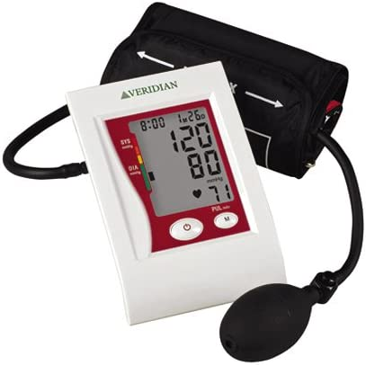 Fabrication Manual Inflate Blood Pressure and Pulse Monitor