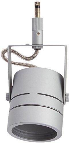 Alico Industries FRH3480-N-95 Q-Light 12-Volt Directional Rail Head, Metallic Grey Finish