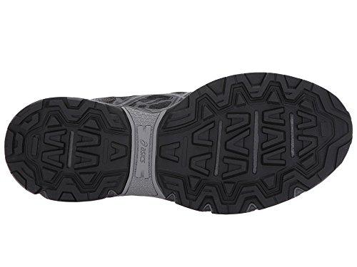 ASICS Men's Gel-Venture 6 Running Shoe, Black/Phantom/Mid Grey, 11 4E US by ASICS (Image #2)