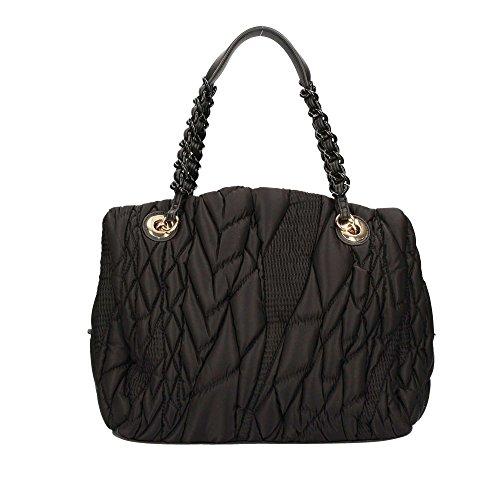 PATRIZIA PEPE 2V7229/A2XP Shopper Mujer Negro