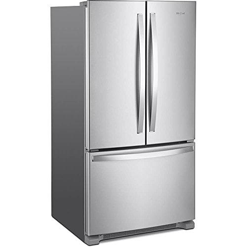 Whirlpool WRF535SWHZ 25 Ft. Stainless French Refrigerator